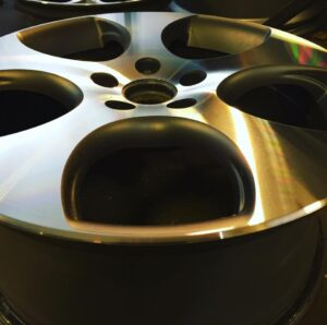 diamond cut wheel refurbishment high wycombe